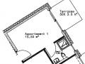 Grundriss-Einzelwohnung